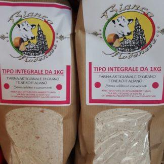 farina integrale da 1 kg