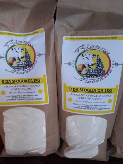 farina tipo 0 da 1 kg