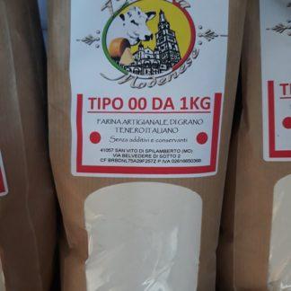farina tipo 00 da kg 1